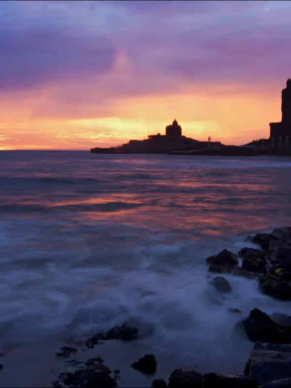 Kanyakumari_Sunrise_photo